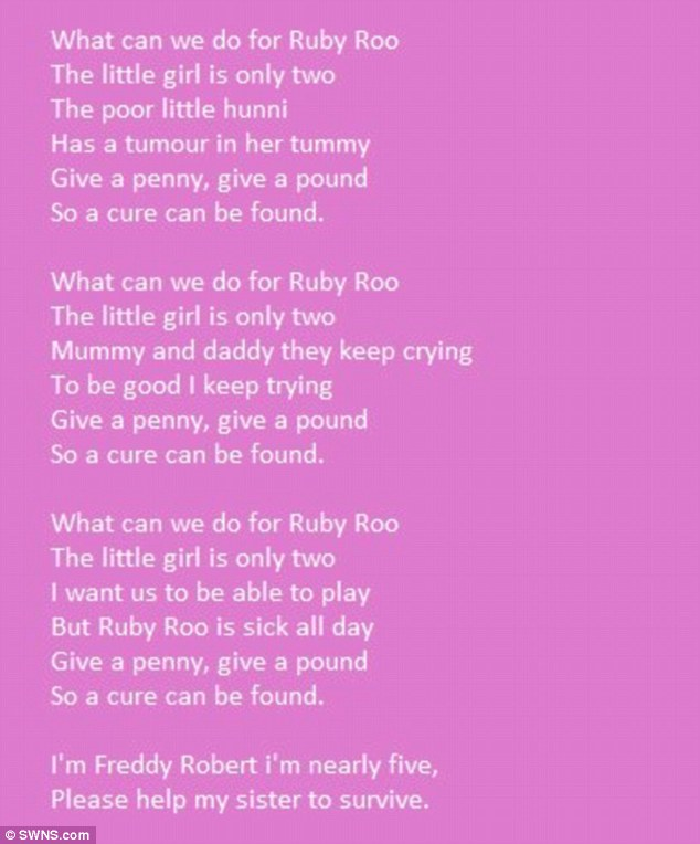 1 year old birthday poem ; 1414164223987_Image_galleryImage_The_poem_which_Freddy_You