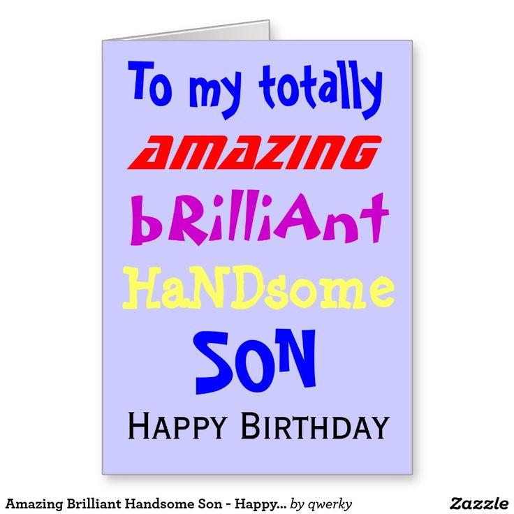 14 year old birthday card sayings ; 17-best-ideas-about-happy-birthday-son-on-pinterest-happy-14357