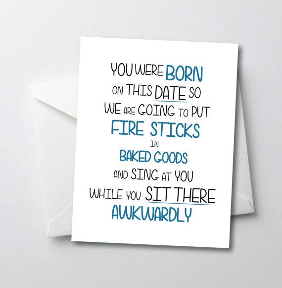 14 year old birthday card sayings ; Simple-Funny-Birthday-Cards