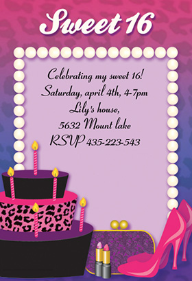 16 birthday party invitation cards ; free-printable-sweet-16-birthday-party-invitations-as-your-chosen-exceptional-Party-invitation-media-9