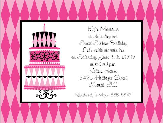 16 birthday party invitation cards ; sweet-16-birthday-party-invitations-is-amplifying-your-ideas-of-beauteous-Party-invitaions-to-the-top-9