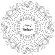 18th birthday coloring pages ; 50th%2520Birthday%2520Coloring%2520Pages%252019