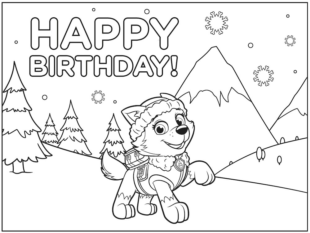 18th birthday coloring pages ; birthday-coloring18
