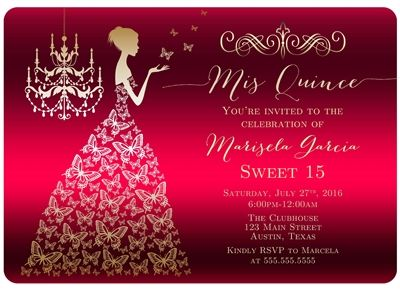 18th birthday invitation background ; f7e894557d56657b2d4c005540836090--quinceanera-traditions-quinceanera-ideas