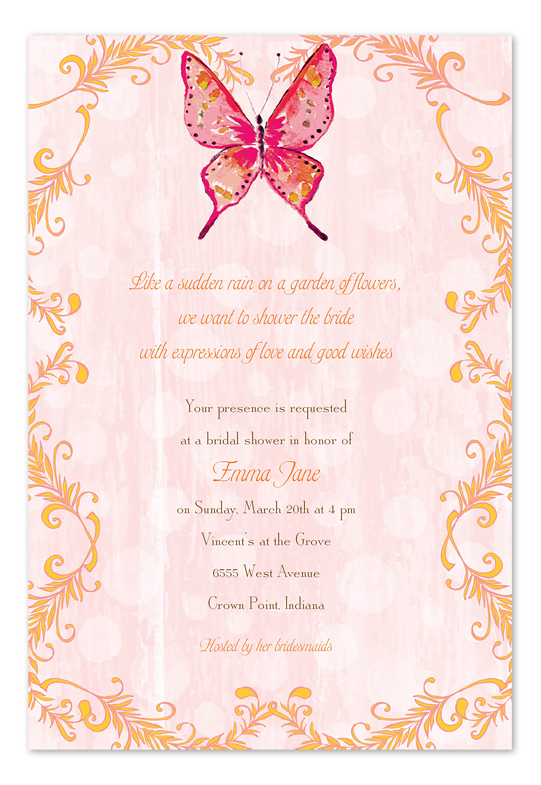 18th birthday party invitation wording samples ; debut-invitations-wordings-butterfly-brilliance-birthday-invitations-invitation