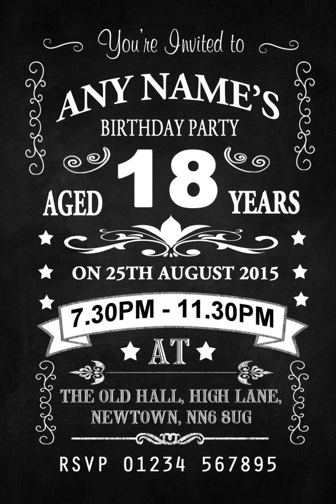 18th birthday party invitations free ; 18th-birthday-party-invitations-with-some-fantastic-invitations-using-outstanding-layout-of-Party-Invitation-Templates-11