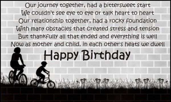 18th birthday poem for son from mother ; birthday-poems-for-stepmom