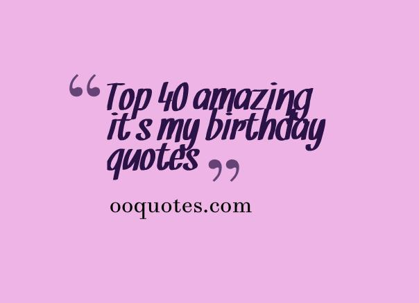 19th birthday message for myself ; it-s-my-birthday-quotes