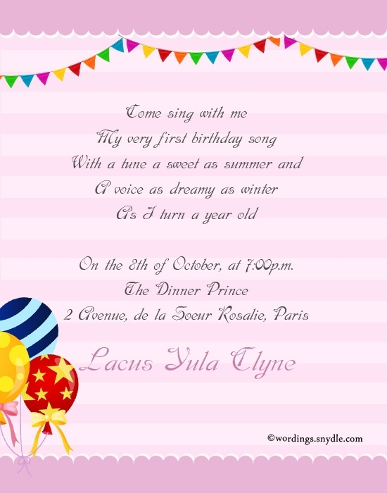 1st birthday evite message ; 1st-birthday-party-invitation-wording-wordings-and-messages-in-birthday-invitations-wording