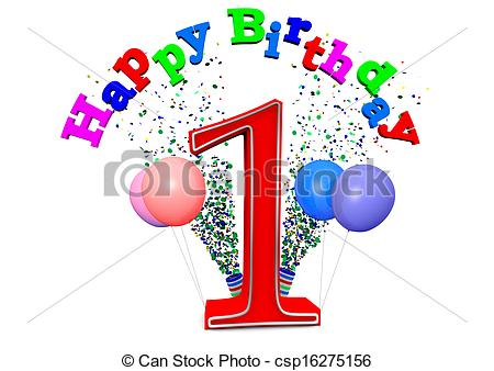 1st birthday images clip art ; happy-1st-birthday-stock-illustrations_csp16275156