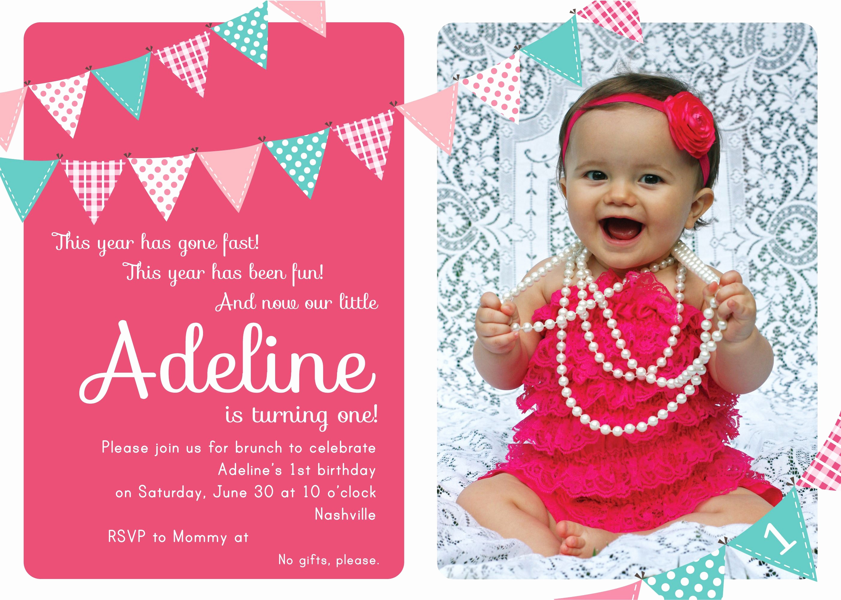 1st birthday invitation cards for daughter ; 1st-birthday-invitation-slogans-inspirational-40-awesome-sample-birthday-invitation-cards-for-kids-gallery-of-1st-birthday-invitation-slogans