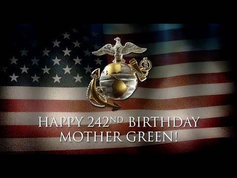 2018 marine corps birthday message ; hqdefault