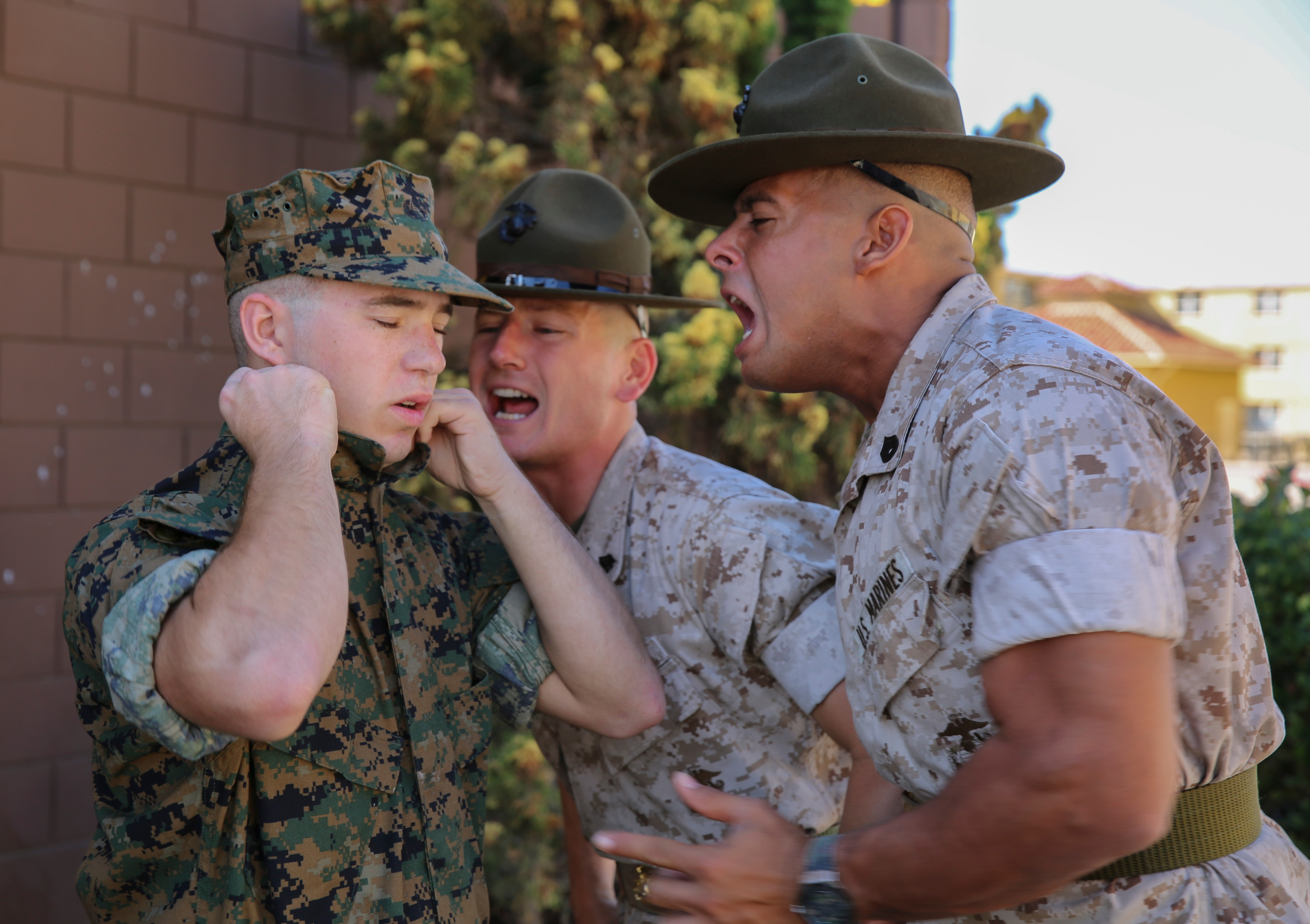 2018 marine corps birthday message ; marine-corps-boot-camp