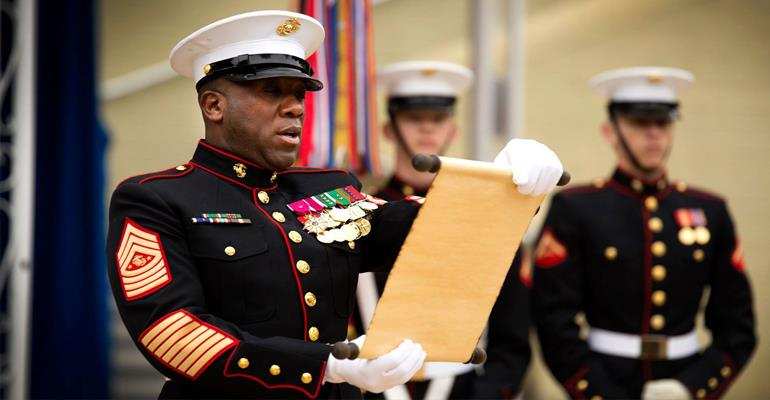 2018 marine corps birthday message ; marine