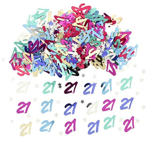 21st birthday clip art ; 21st-birthday-assorted-table-confetti-14-grams-product-image