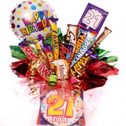 21st birthday photo gifts ; 1231-9779-large