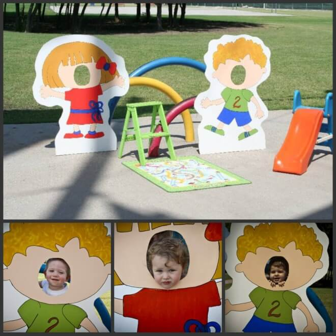 2nd birthday party games ; Boys-Chutes-and-ladders-themed-Birthday-party-activities-660x660