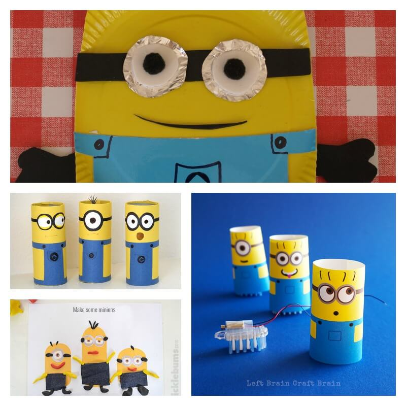 2nd birthday party games ; Minion-Birthday-Party-Games-and-Crafts