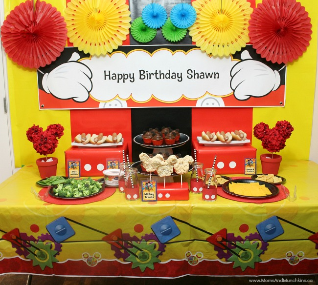 2nd birthday party games ; mickey-mouse-birthday-party-1-m