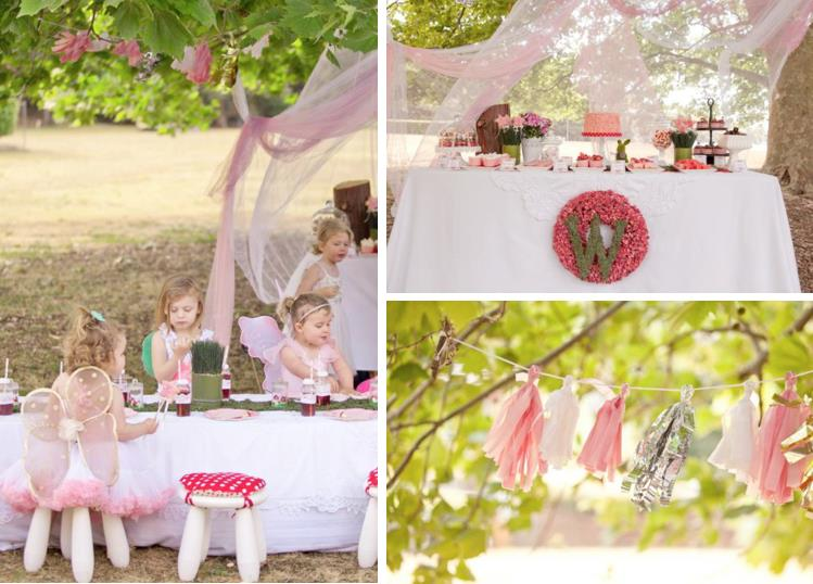 2nd birthday party ideas for girl ; Enchanted-Fairy-Second-Birthday-Party-via-Karas-Party-Ideas-www
