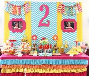 2nd birthday party ideas for girl ; c54e8524bb874373fd6f4866d05265af