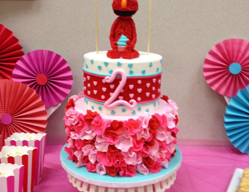 2nd birthday party ideas for girl ; image
