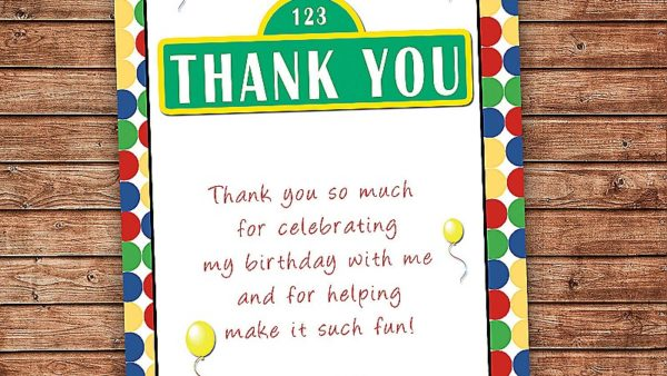 2nd birthday thank you card sayings ; 2nd-birthday-thank-you-card-wording-elegant-personalized-any-wording-thank-you-card-polka-dots-birthday-of-2nd-birthday-thank-you-card-wording-600x338