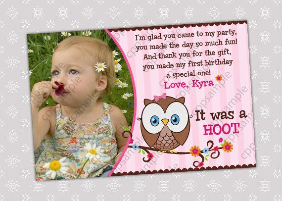 2nd birthday thank you card sayings ; 49324e457bf2370975e9f9f928fbbf8d