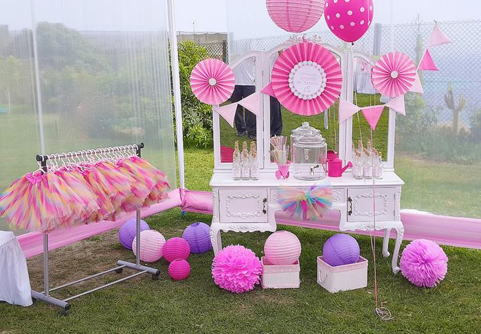 3 year old birthday party ; party-theme