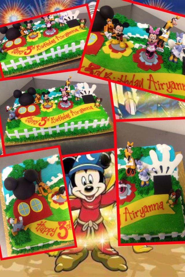 3 year old boy birthday party activities ; cake4