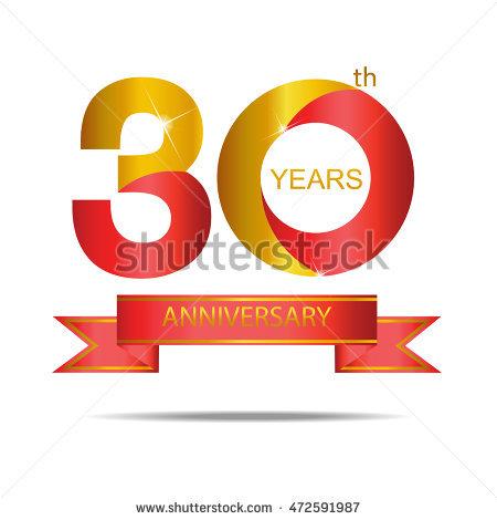 30th birthday color ; stock-vector-template-logo-th-anniversary-with-red-and-gold-color-years-anniversary-logo-birthday-sign-472591987