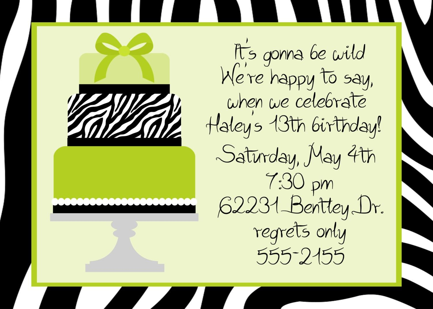 39th birthday party invitation wording ; a06cc30278dcf2a81d37c565e75be550