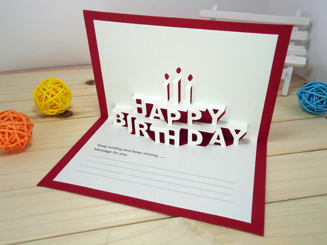 3d greeting card ideas for birthday ; 14-5x9-5cm-Happy-Birthday-creative-Kirigami-origami-3D-birthday-greeting-gift-card-with-envelope