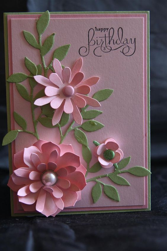 3d greeting card ideas for birthday ; 5-