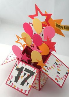3d greeting card ideas for birthday ; a51f4d8857a55ad13100d0d32c895695--card-in-a-box-card-boxes
