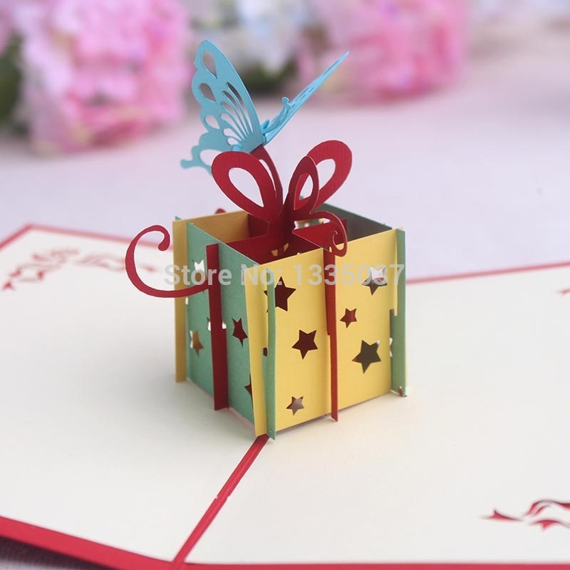 3d greeting card ideas for birthday ; creative-birthday-greeting-cards-handmade-creative-3d-birthday-greeting-card-on-aliexpress-ideas