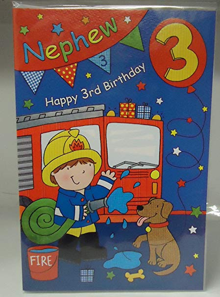 3rd birthday card verses ; 71tq3zGYycL