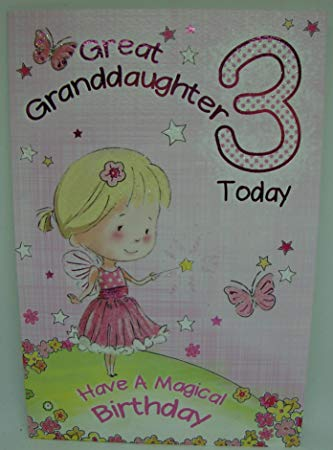 3rd birthday card verses ; 91iSJMOASZL