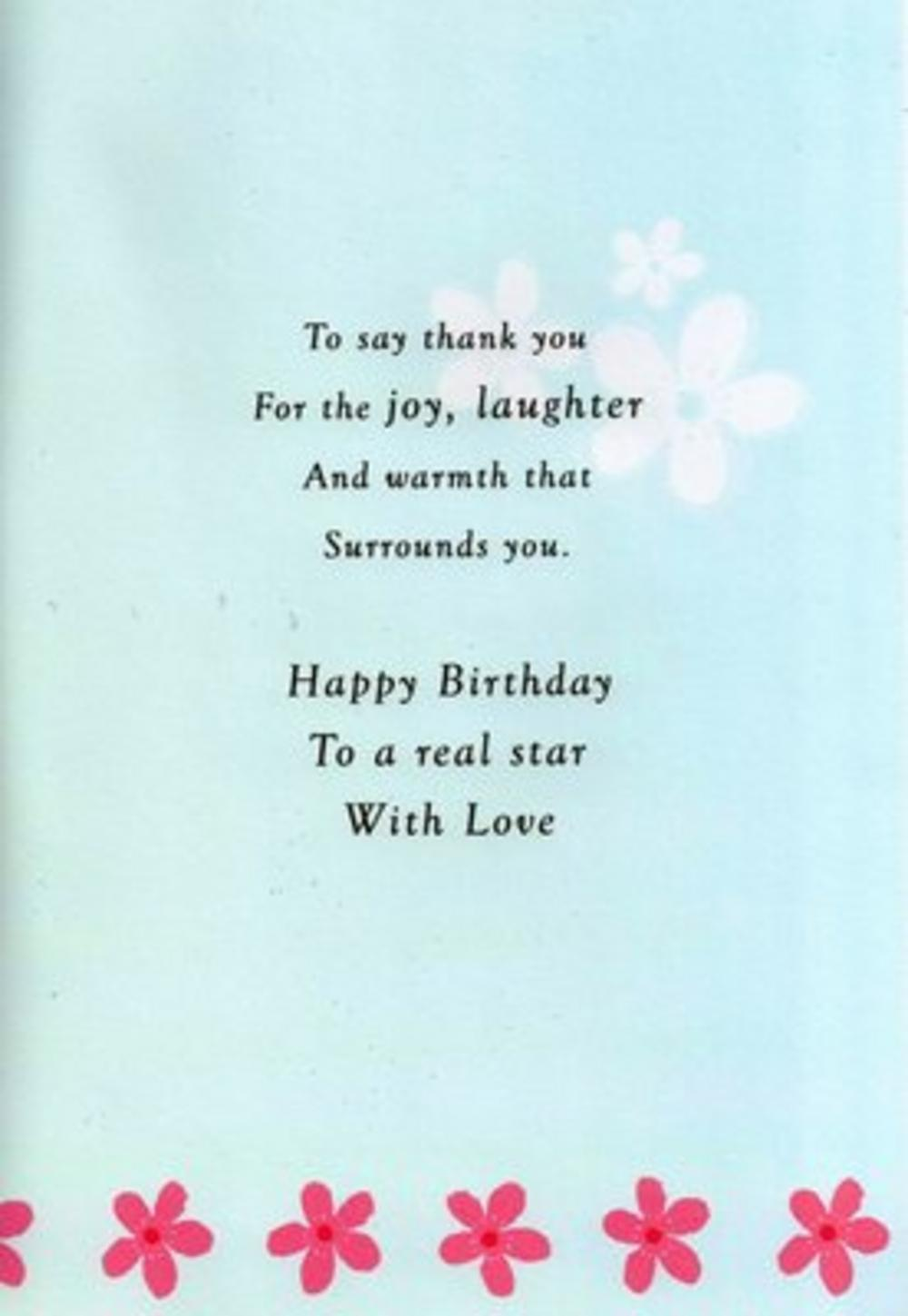 3rd birthday card verses ; lrgscale5992_2