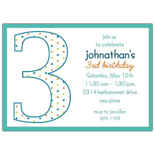 3rd birthday party invitation wording boy ; front_rd-birthday-boy-dots-invitations-on-template-rd-birthday-invitation-wording-mickey-mous