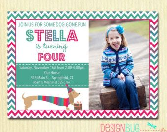 4 year old birthday invitation ; b63104596573643ee7bbd4d1a47974fb