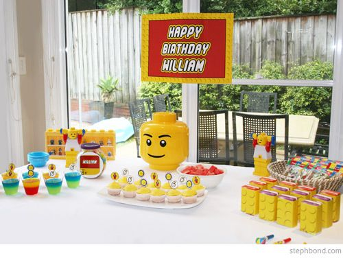 4 year old birthday party themes ; 8baaddc6aa39b145a4befaba6f6b730b--ideas-party-party-themes