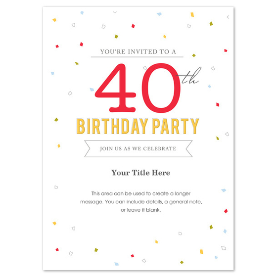 40th birthday card template free ; 40th-party-invitation-template-free-orderecigsjuicefo-birthday-party-invites-templates