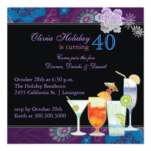 40th birthday pool party invitation wording ; ffd69a9ccde084ec33e61700abbe302a--th-birthday-invitations-th-birthday-parties