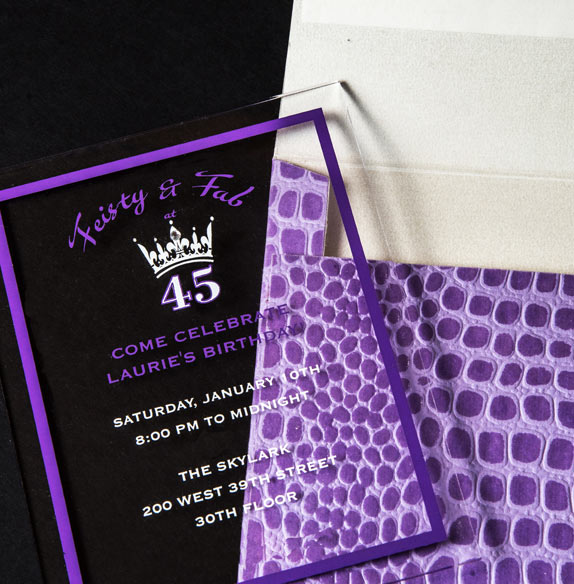 45th birthday invitation ; 45th-birthday-invitation