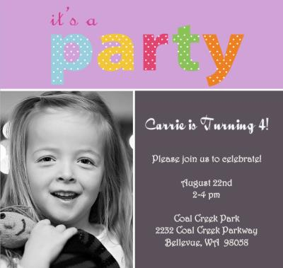 4th birthday invitation wording ; 4th-birthday-invitation-wording_91377