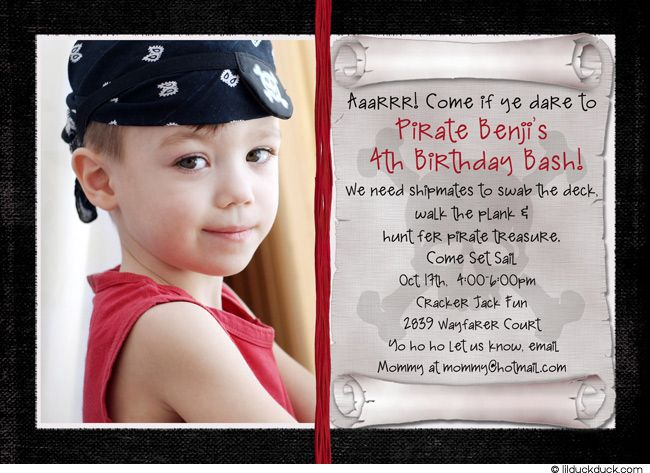 4th birthday invitation wording boy ; 4e9318db53debfd2f6192271cd68cad8--pirate-birthday-invitations-th-birthday