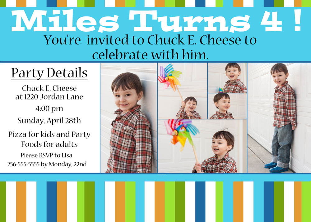 4th birthday invitation wording boy ; 4th-birthday-invitation-wording-by-way-of-using-an-impressive-design-concept-for-your-impressive-Birthday-Invitation-Templates-19