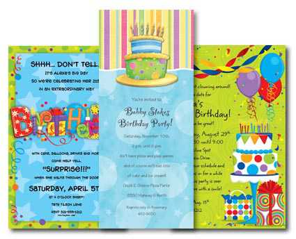 4th birthday invitation wording boy ; birthday-invitation-wording-ideas-1
