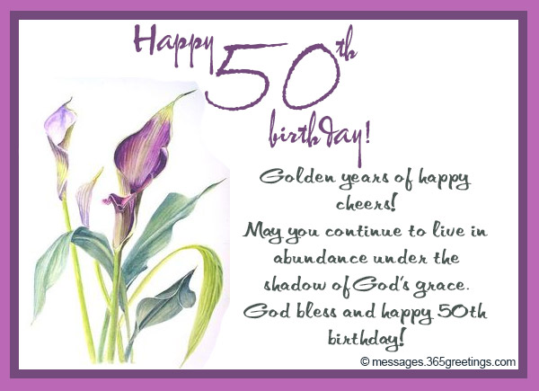 50 years message birthday ; 50-years-old-birthday-message-happy-birthday-50-01